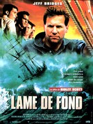 White Squall - French Movie Poster (xs thumbnail)