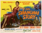 The Shanghai Story - Movie Poster (xs thumbnail)