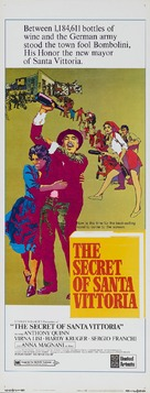 The Secret of Santa Vittoria - Movie Poster (xs thumbnail)