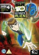"""Ben 10: Ultimate Alien"" - British DVD movie cover (xs thumbnail)"