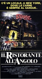 Blood Diner - Italian Movie Poster (xs thumbnail)