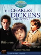 David Copperfield - DVD cover (xs thumbnail)