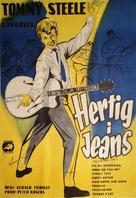 The Duke Wore Jeans - Swedish Movie Poster (xs thumbnail)