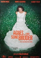 Agnes und seine Brüder - German Movie Poster (xs thumbnail)