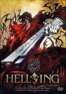"""Hellsing Ultimate OVA Series"" - German DVD movie cover (xs thumbnail)"