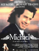 Michael - Spanish Movie Poster (xs thumbnail)