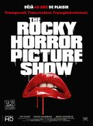 The Rocky Horror Picture Show - French Re-release movie poster (xs thumbnail)