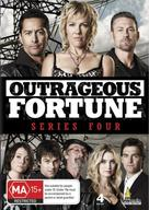 """Outrageous Fortune"" - Australian DVD cover (xs thumbnail)"