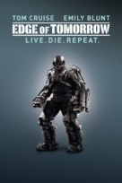 Edge of Tomorrow - Movie Cover (xs thumbnail)