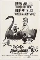 Crooks Anonymous - British Movie Poster (xs thumbnail)