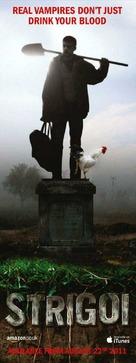 Strigoi - British Movie Poster (xs thumbnail)