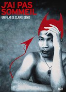 J'ai pas sommeil - French Movie Cover (xs thumbnail)