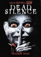 Dead Silence - DVD cover (xs thumbnail)