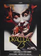 Dracula A.D. 1972 - British Movie Poster (xs thumbnail)