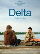Delta - French Movie Poster (xs thumbnail)