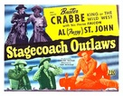 Stagecoach Outlaws - Movie Poster (xs thumbnail)