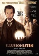 The Illusionist - Swedish Movie Poster (xs thumbnail)