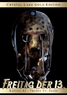 Freddy vs. Jason - German Movie Cover (xs thumbnail)