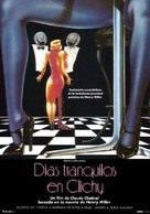 Jours tranquilles à Clichy - Spanish Movie Poster (xs thumbnail)