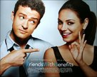 Friends with Benefits - British Movie Poster (xs thumbnail)