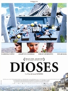 Dioses - French Movie Poster (xs thumbnail)