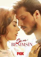 """""""Sen Benimsin"""" - Turkish Movie Poster (xs thumbnail)"""