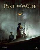 Le pacte des loups - German poster (xs thumbnail)