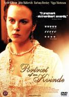 The Portrait of a Lady - Danish Movie Cover (xs thumbnail)