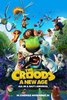 The Croods: A New Age - Singaporean Movie Poster (xs thumbnail)