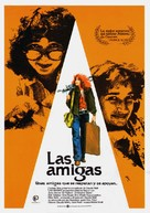 Girlfriends - Spanish Movie Poster (xs thumbnail)