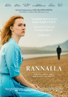 On Chesil Beach - Finnish Movie Poster (xs thumbnail)