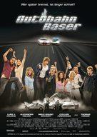 Autobahnraser - German Movie Poster (xs thumbnail)