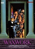 Waxwork - German DVD movie cover (xs thumbnail)