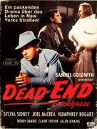 Dead End - Swiss DVD movie cover (xs thumbnail)