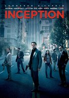 Inception - DVD movie cover (xs thumbnail)