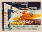4D Man - Movie Poster (xs thumbnail)