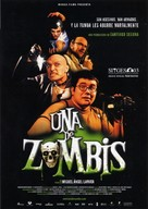Una de zombis - Spanish Movie Poster (xs thumbnail)