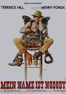Il Mio Nome E Nessuno - German Movie Poster (xs thumbnail)