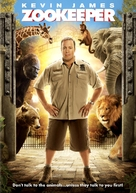 The Zookeeper - DVD movie cover (xs thumbnail)