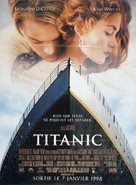 Titanic - French Movie Poster (xs thumbnail)