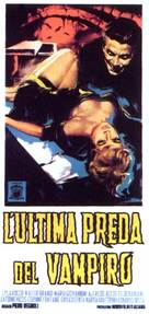 Ultima preda del vampiro, L' - Italian Movie Poster (xs thumbnail)