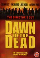Dawn Of The Dead - British DVD cover (xs thumbnail)
