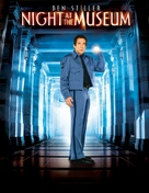 Night at the Museum - DVD movie cover (xs thumbnail)