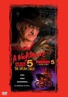 A Nightmare on Elm Street: The Dream Child - Canadian Movie Cover (xs thumbnail)