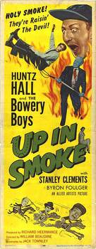 Up in Smoke - Movie Poster (xs thumbnail)