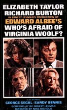 Who's Afraid of Virginia Woolf? - Movie Cover (xs thumbnail)