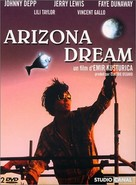 Arizona Dream - French DVD cover (xs thumbnail)