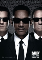 Men in Black 3 - German Movie Poster (xs thumbnail)