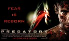 Predators - British Movie Poster (xs thumbnail)