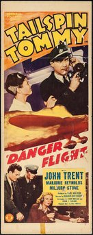 Danger Flight - Movie Poster (xs thumbnail)